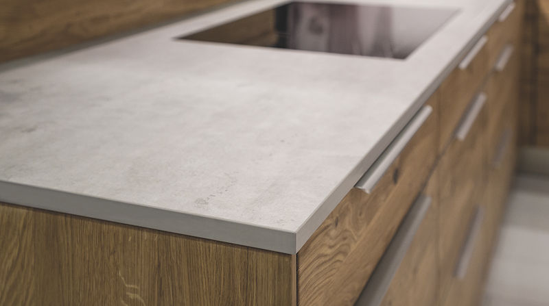 Neolith 20mm quartz surfacing for kitchen and bath countertops