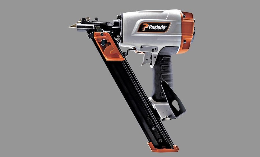 Paslode F150 metal connector nailer