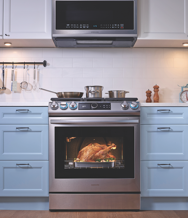 Samsung smart, Wi-Fi connected appliances