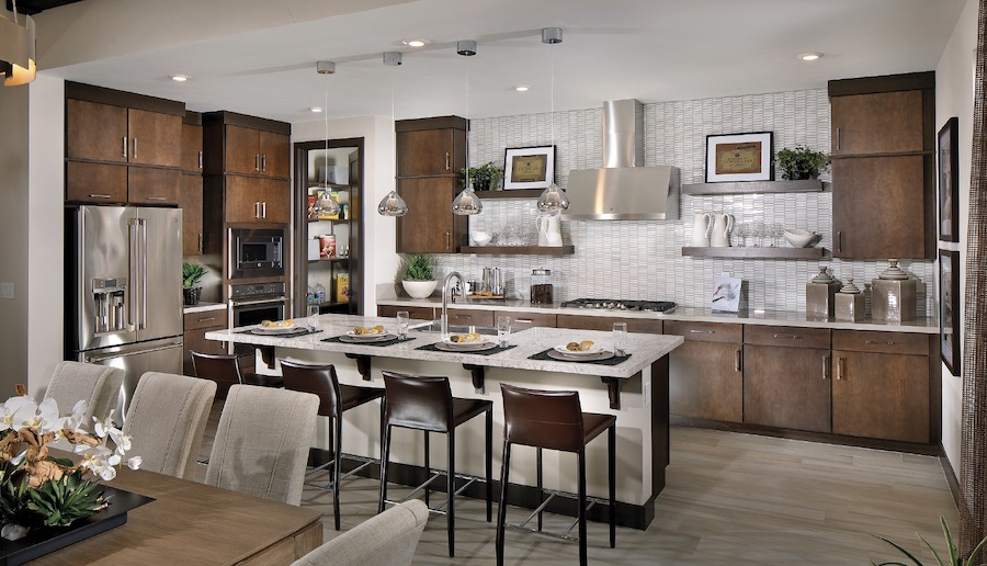 Interior of Terra Luna at Summerlin, by Pardee Homes