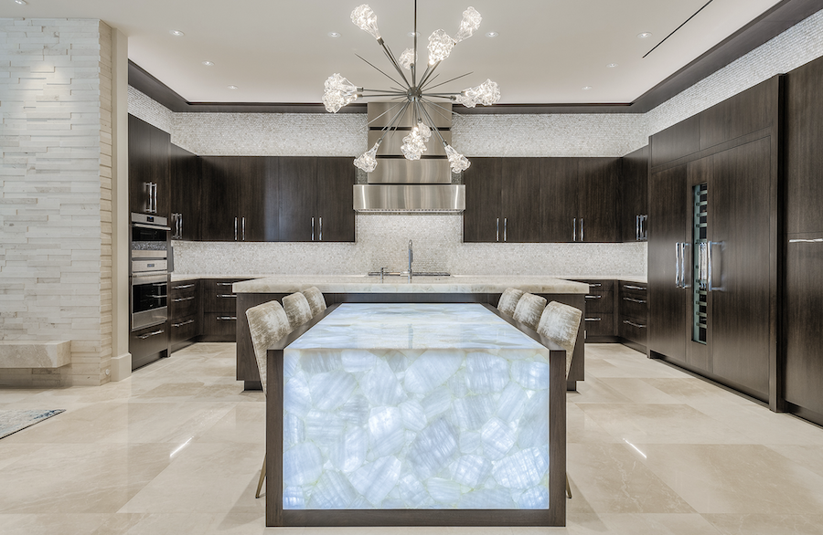 Aurora Award winner for custom kitchen: Transformation, in Florida
