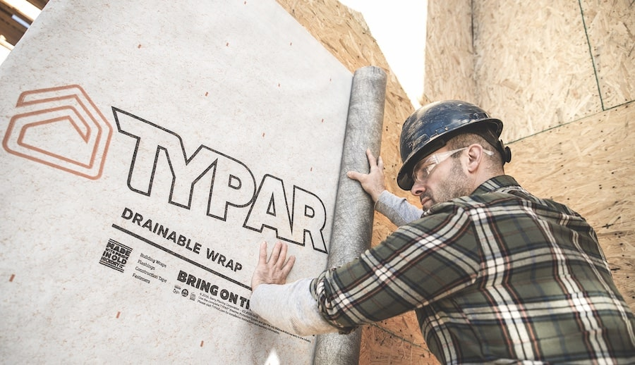 Typar Drainable Wrap, 2021 Top 100 Products