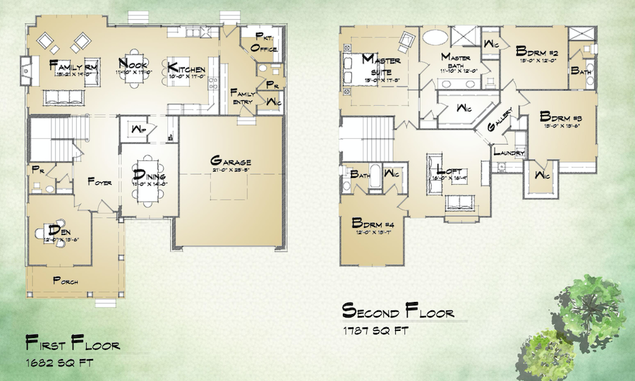 todd hallet tk design floor plans