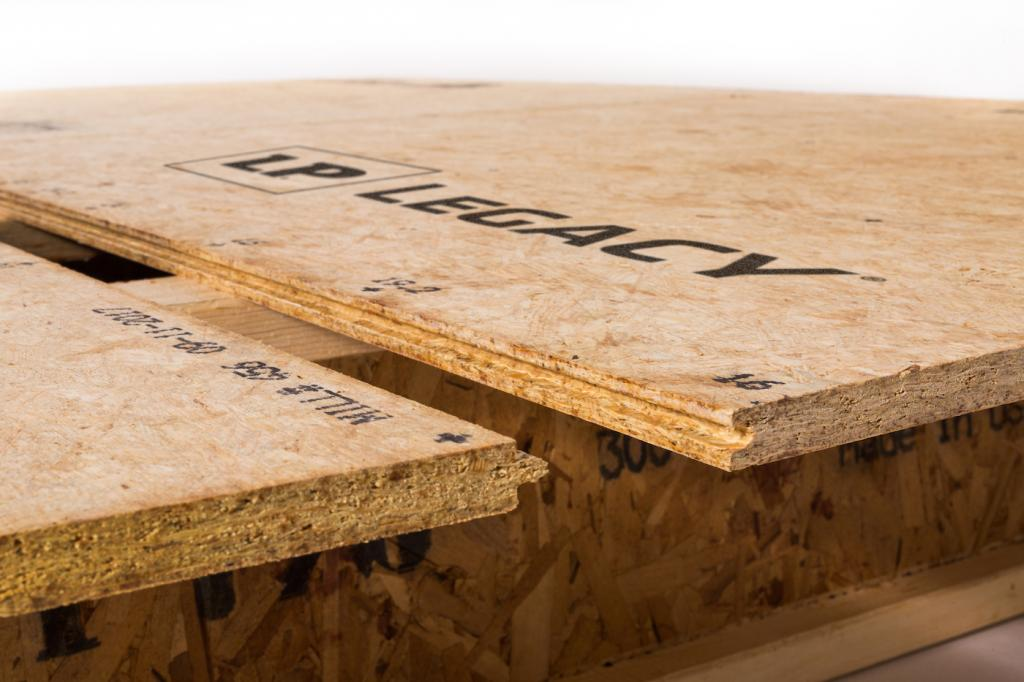 Using a premium sub-floor such as LP Legacy® [Link: https://lpcorp.com/products/panels-sheathing/premium-sub-flooring/] as part of a well-planned system can help builders meet buyer expectations for floor performance.