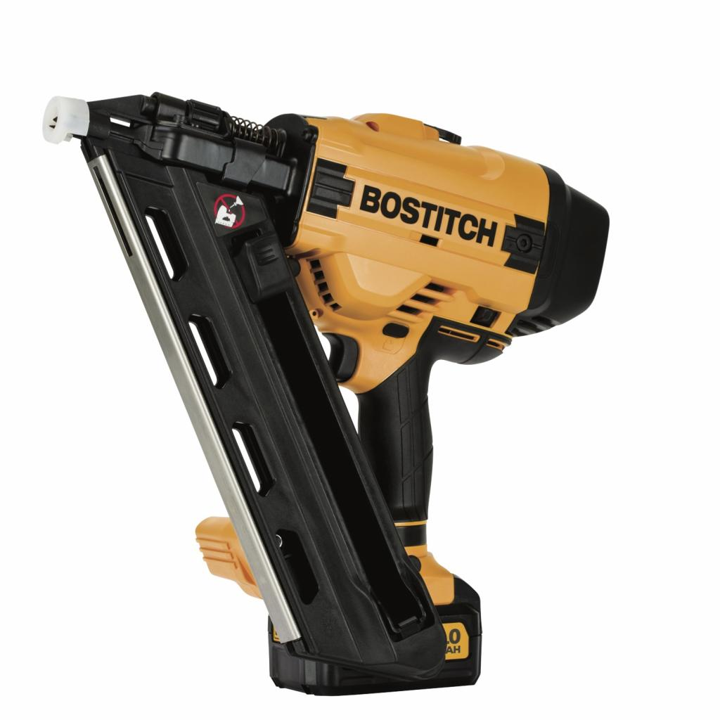 Bostitch 30 Degree Pape Tape Framing Nailer