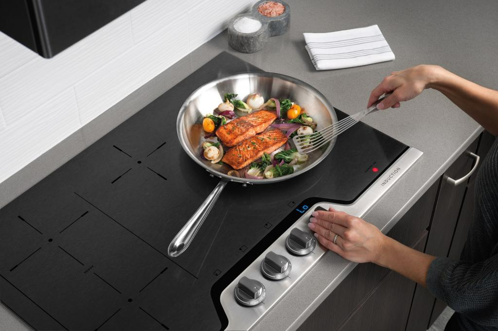 Frigidaire Professional Built-In Induction Cooktop