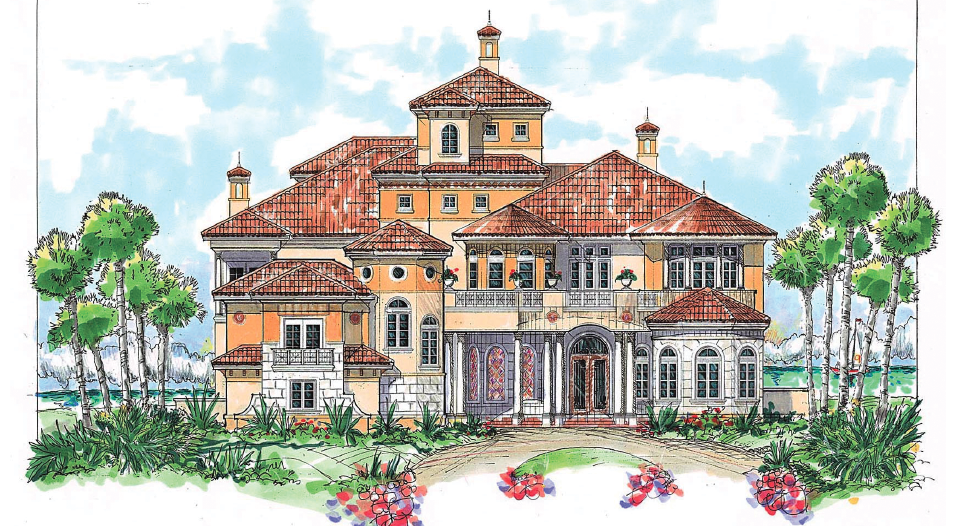 Evans Group_Island Luxury_elevation