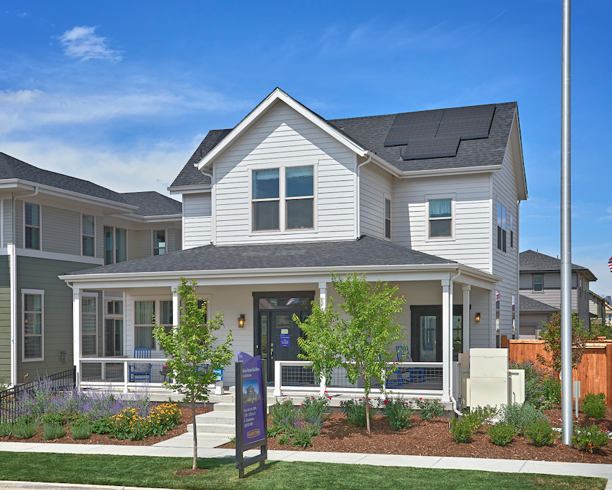 Thrive Home Builders Vita model