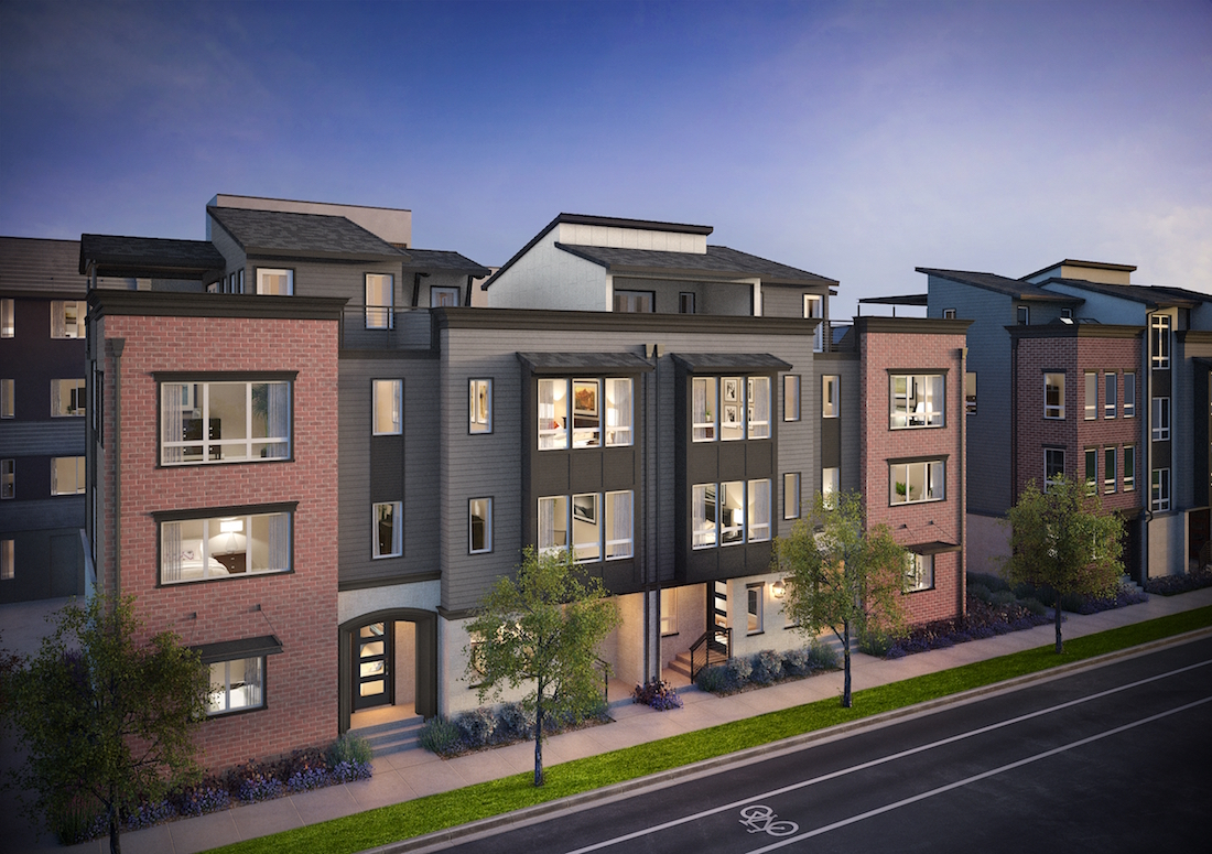 wonderland townhomes AT SUPERIOR TOWN CENTER