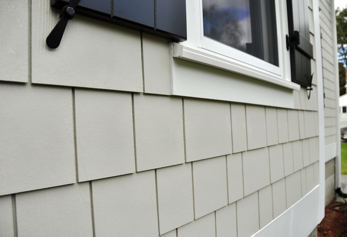 James Hardie fiber-cement siding products are designed to provide the natural character of wood