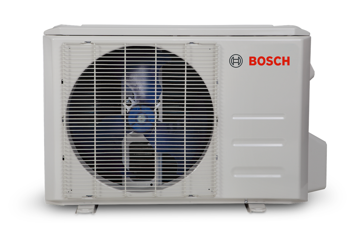 The inverter-driven Climate 5000 Ductless Minisplit Heat Pump Systems from Bosch are quiet, efficient, and easy to install