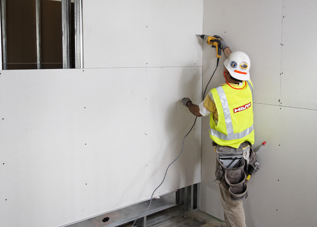 CertainTeed is a provider of wall-to-wall drywall solutions with products such as: AirRenew, which improves indoor air quality by permanently removing formaldehyde from the air
