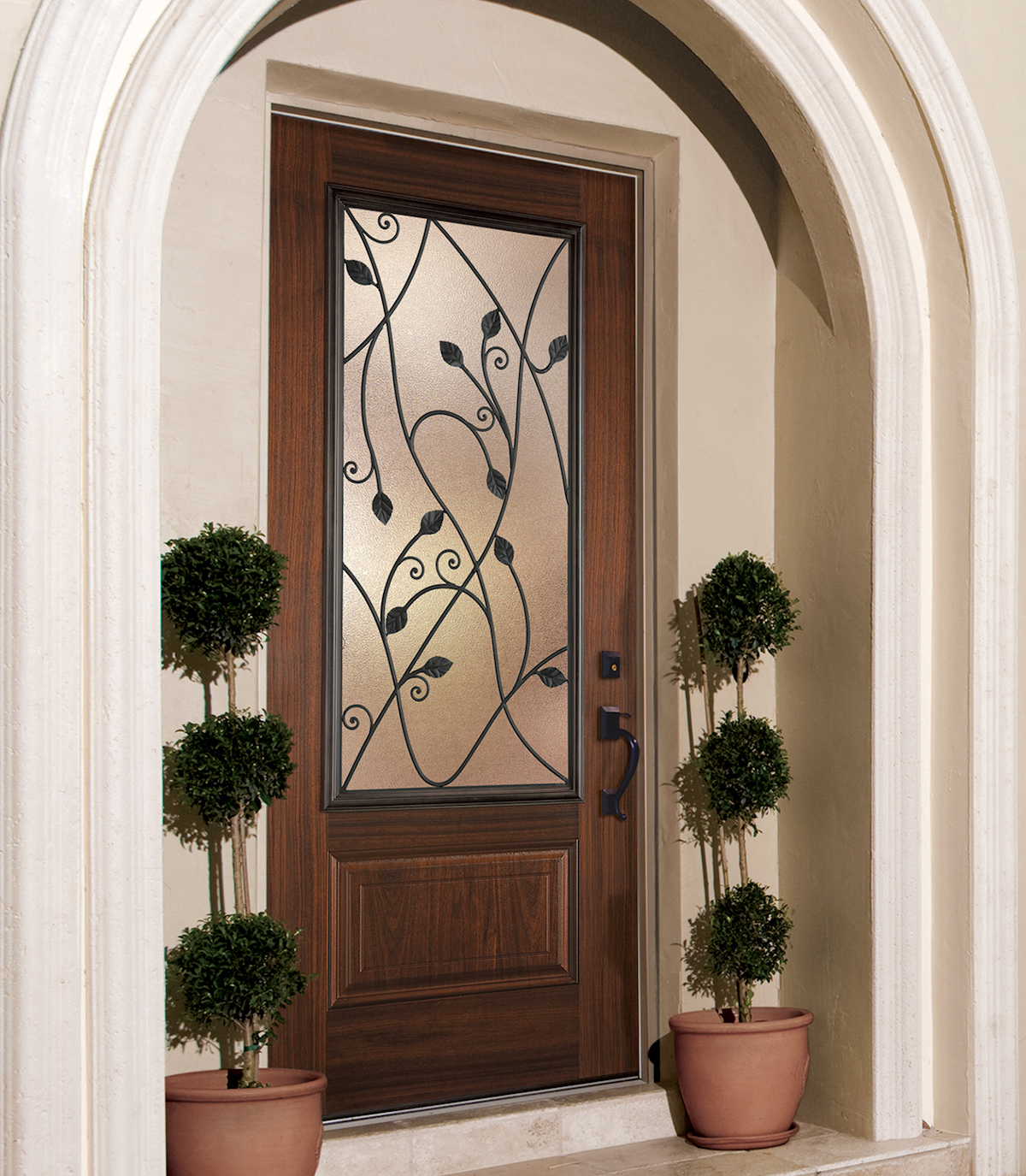 Masonite provides a comprehensive selection of distinctive interior and exterior door styles to complement any home or taste
