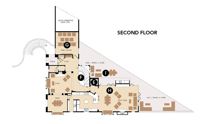 House Review-Luxury homes-EDI International_Silver Lane-second floor plan