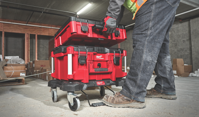 Milwaukee Tool Packout Storage dolly