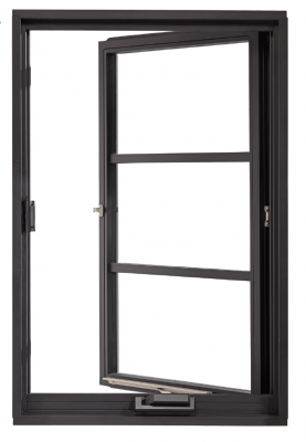 Sierra Pacific urban casement window