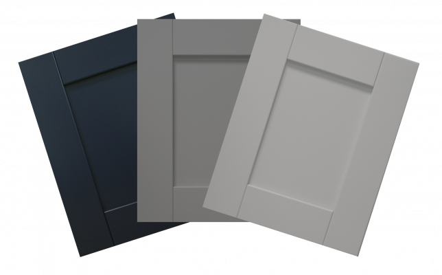 Danver Stainless Outdoor Kitchens Is Introducing Three New Cool Tone Cabinet  Door Finishes: Slate, Winter Sky, And Pearl Night Blue.