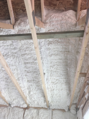 Building products-Lapolla Industries-Foam-Lok 400 Spray Polyurethane Foam Insulation