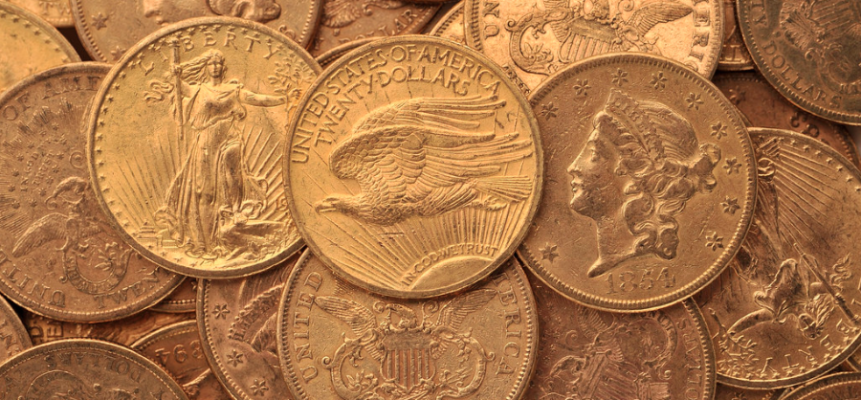 gold coins_Photo by Flickr user Portable Antiquities Scheme