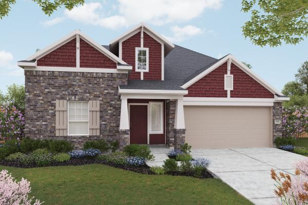 Gray Point Home Rendering