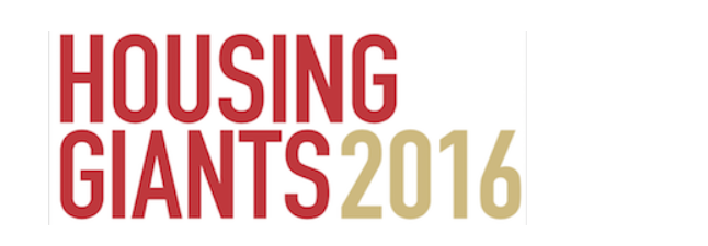 Housing Giants 2016 logo