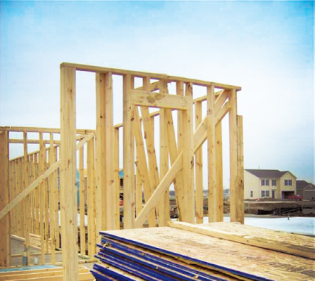 building suppliers_building trades_limit waste_framing and materials on jobsite
