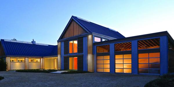 Modern Barn House Showcases Efficiency Daylight And The