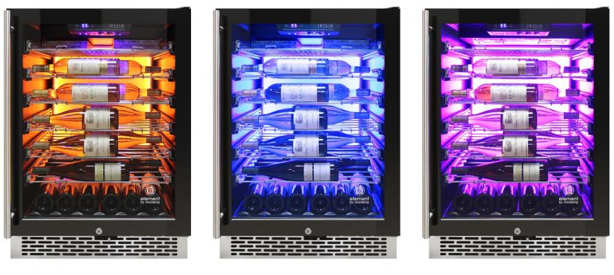 Private Reserve Series 41-Bottle Wine Cooler Vinotemp