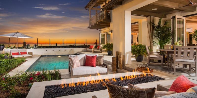 While Merging Indoor And Outdoor Living Areas Is Often Credited As A Modernist Design Move It S Actually An Idea That Has Been Around For Centuries