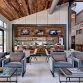Riverworks, Phoenixville, Pa., Best Leasing Center, Toll Brothers Apartment Living/Penntex Construction/Barton Partners/Mary Cook Associates, 2018 Sales & Marketing Awards (Photo: Courtesy Toll Brothers Apartment Living)