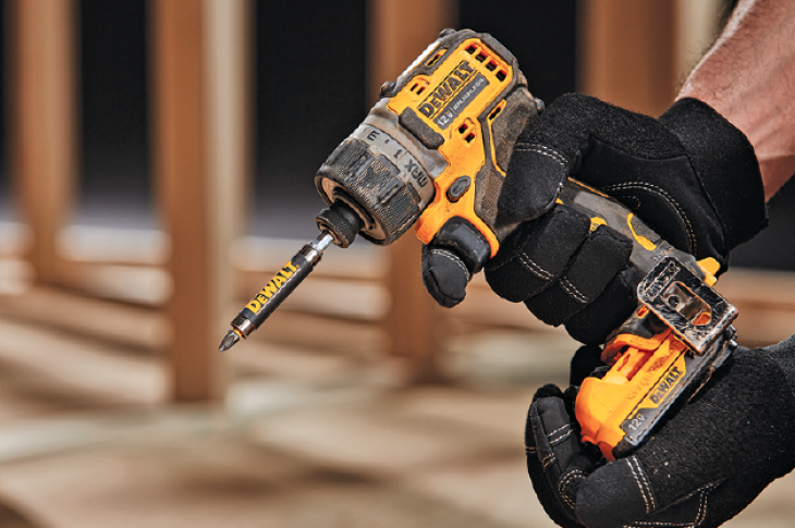 DeWalt Xtreme Subcompact Series screwdriver