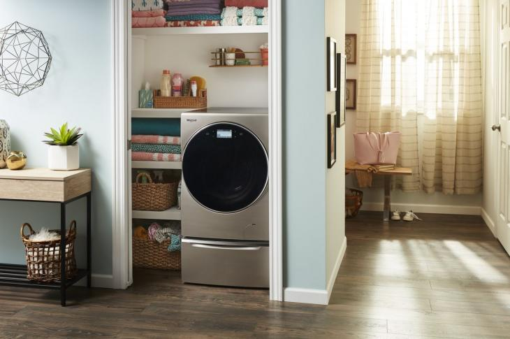 Whirlpool All-in-One Care washer and dryer combo
