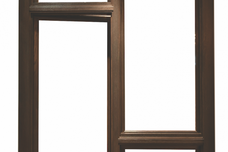 Weather Shield push-out casement window with Zo-e-shield glazing