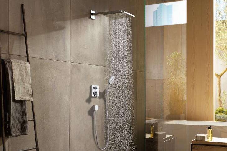 Raindance E shower Hansgrohe