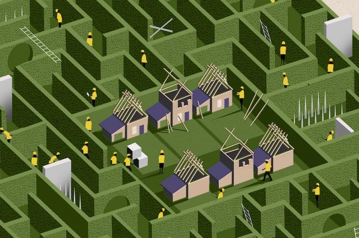 navigating the home building maze