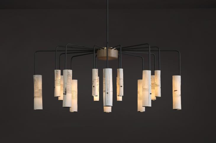 Skram Furniture's Arak lighting line