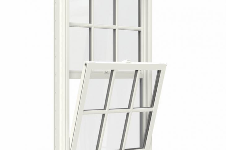 Building products-Jeld-Wen-Premium Vinyl Windows and Patio Doors-single-hung and double-hung