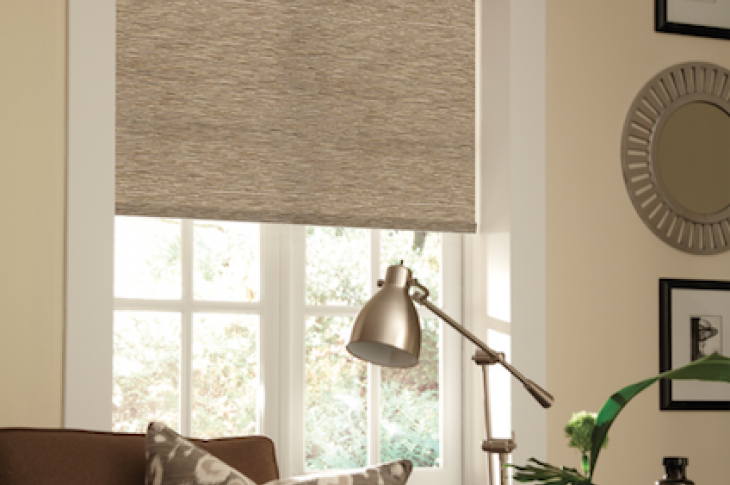 Building products-Lutron Electronics-Gallery Collection Shades-New Fabrics, Materials, and Styles