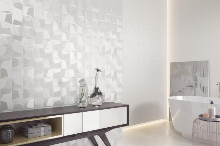 Echo, Nuovo, and Quest are three new collections from Emser Tile