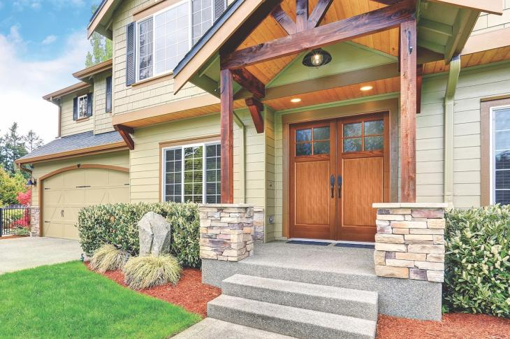 To offer the wood doors homebuyers crave while preventing the water infiltration that leads to moisture issues, Masonite re-engineered its exterior doors to keep water out while also upgrading key components. According to the company, AquaSeal is the only factory-sealed exterior wood door in the industry. IBS Booth C5207.