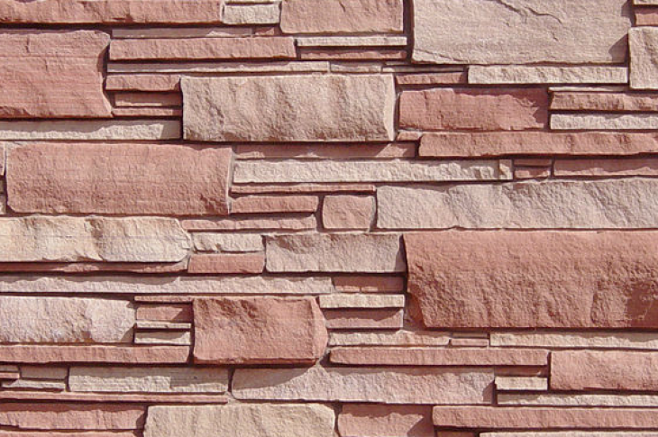 Manufactured stone_installation mistakes_sandstone veneer_Wikimedia Commons