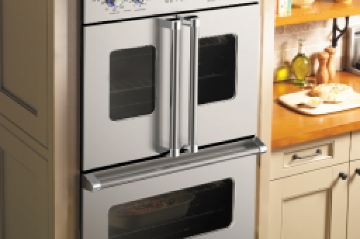 Viking French-Door Oven, Appliance