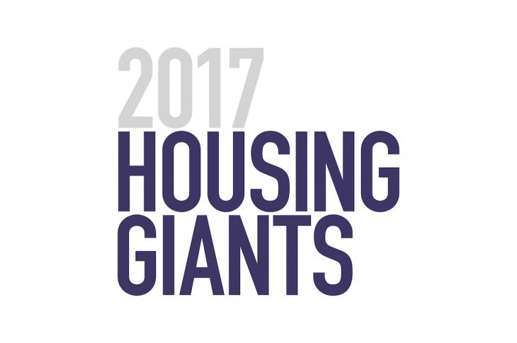 Housing Giants Rankings 2017