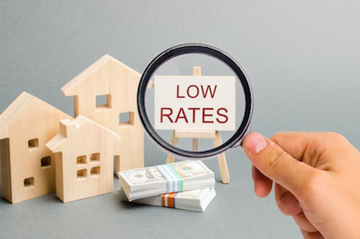 Low Mortgage Rates Houes
