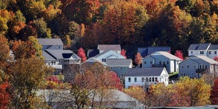 New England's Suburbs Face Decline In Population, Home Prices