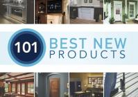 101 Best New Products, Professional Builder, Professional Remodeler, breakthroug