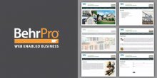 BehrPro, website, internet, marketing