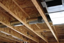 Boise Cascade, Conditioned Airspace HVAC framing, 101 best new products