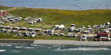 Alaska town votes to relocate due to climate-change driven sea level rise