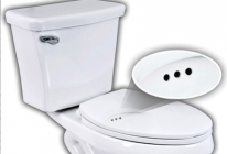 Penguin Model 524 toilet